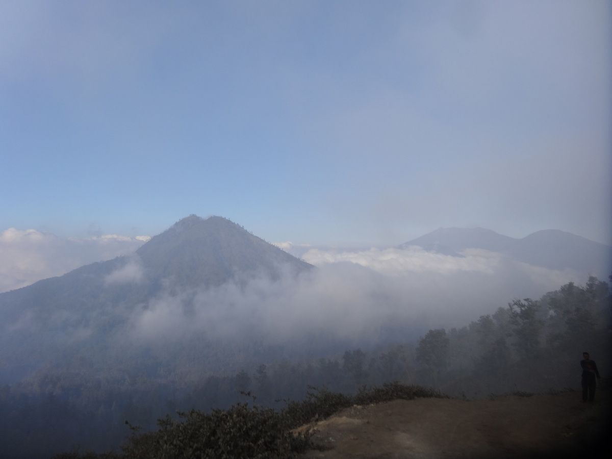 Indonésie : ile de Java