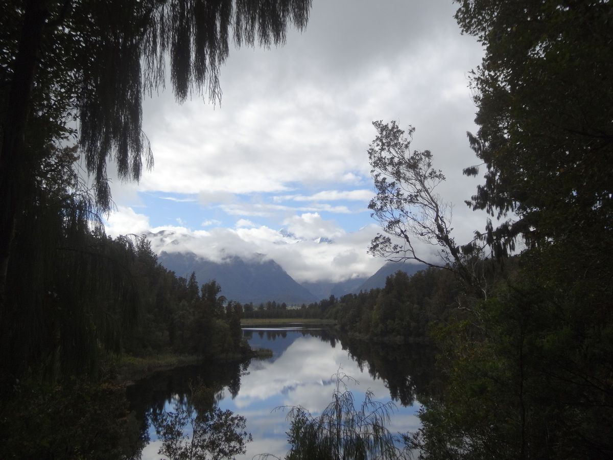 Nouvelle Zelande : ile du sud