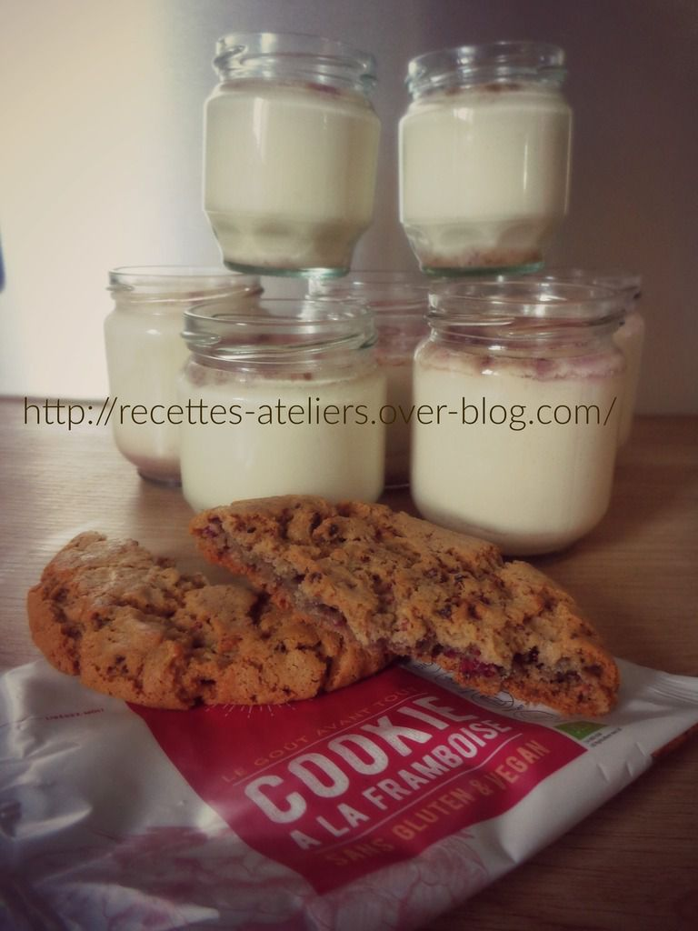 Yaourts Aux Cookies