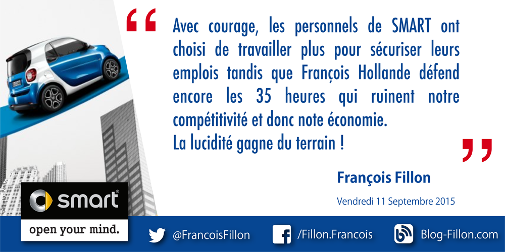 Bravo les Français !