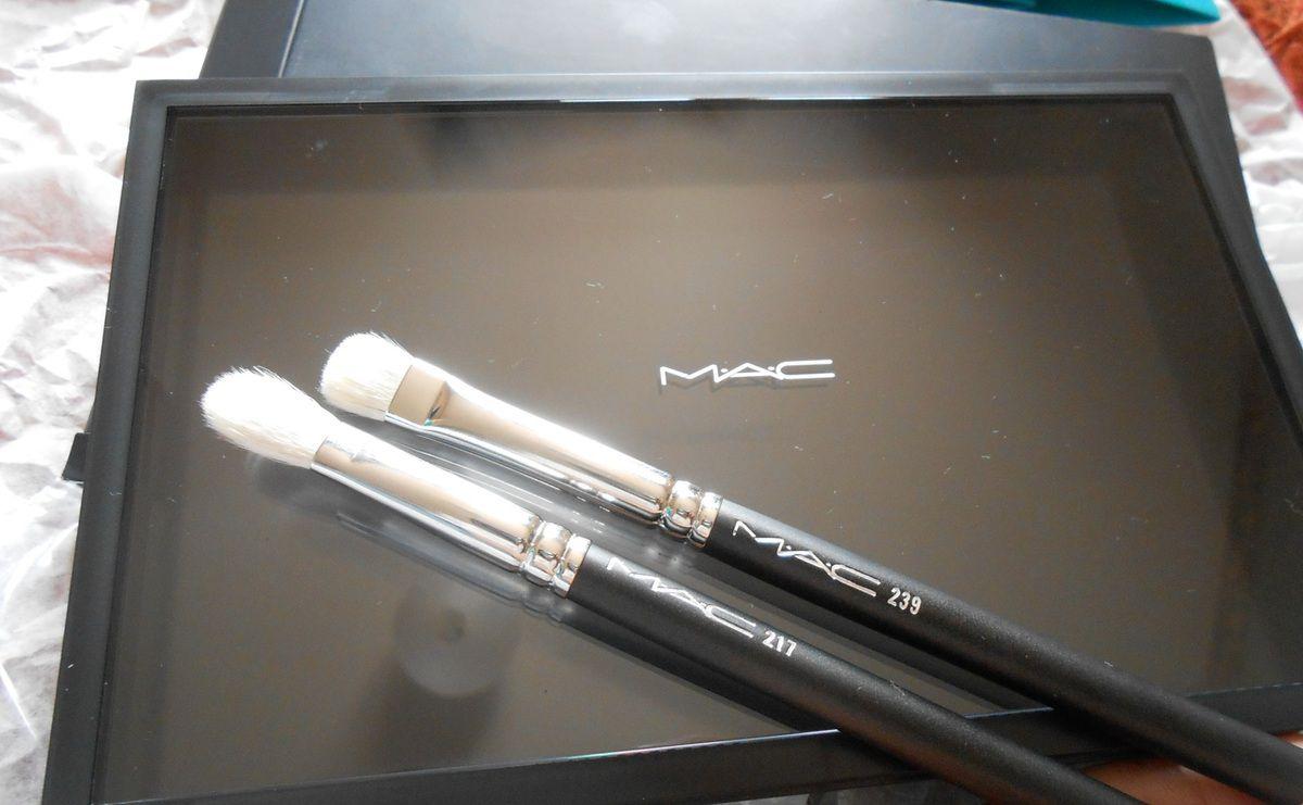 Mes achats MAC