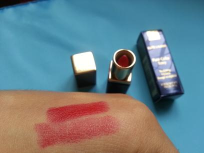 Le rouge à lèvres Pure Color d'Estée Lauder