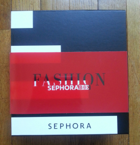 Tout sur la box Fashion de Sephora + bons plans