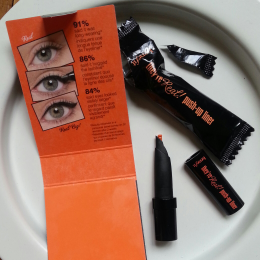 Push up liner they're Real ! de benefit