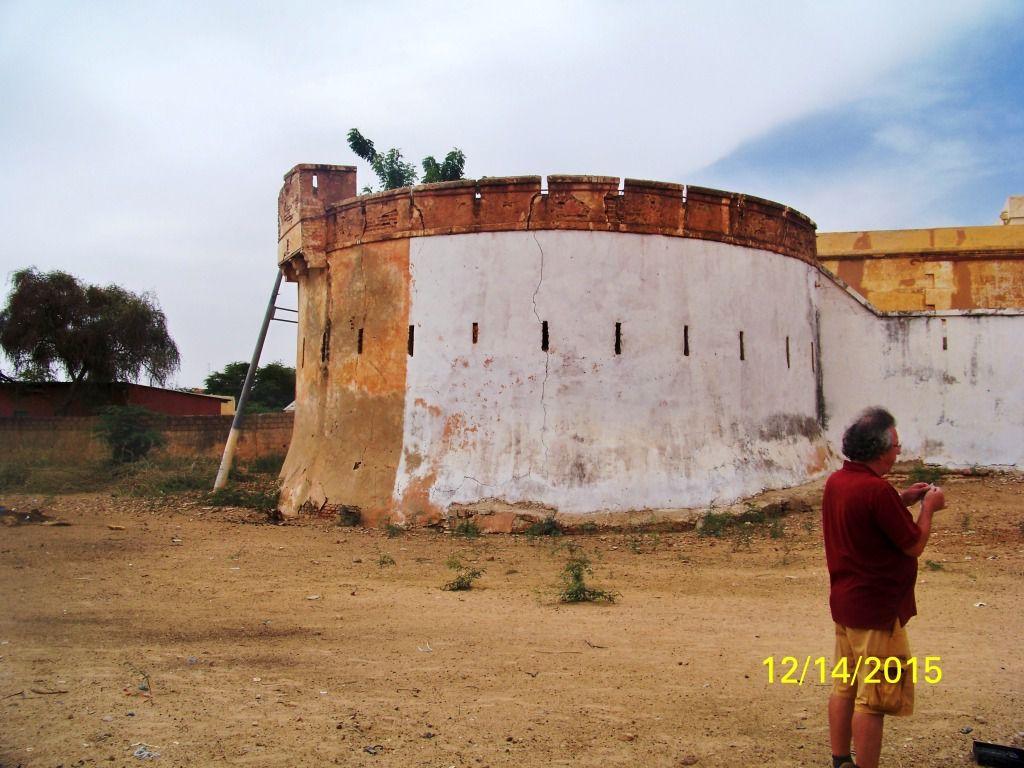 Sa pricipale attraction est le fort colonial. Construit en 1744 pour le compte de la Compagnie ds Indes.