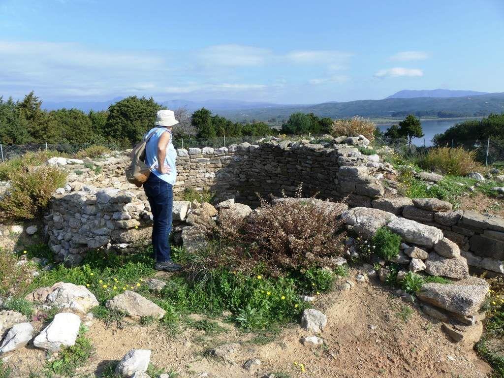 Tombeau du roi mytique Mécénéen Nestor. 1000AJC