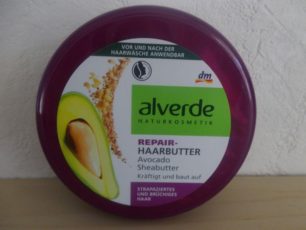 Beurre capilaire repair cheveux abîmés, cassants