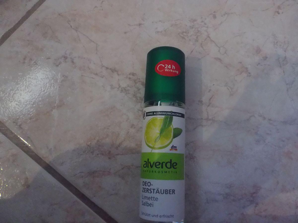 Haul douches et soins Alverde