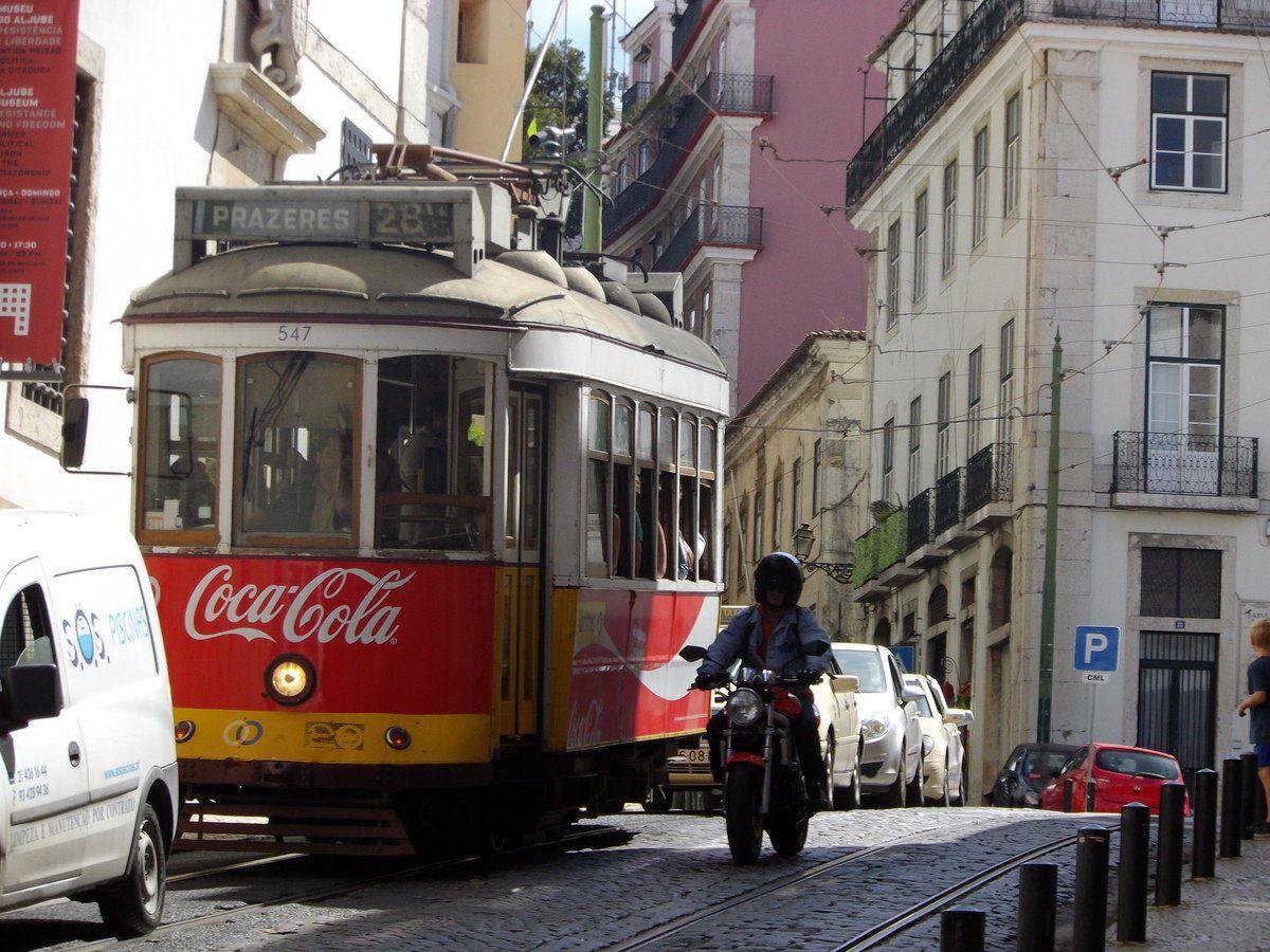 Voyage de noce au Portugal, épisode 2 : Lisbonne