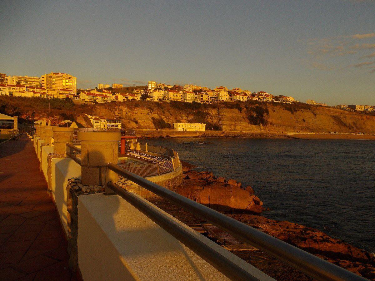 Voyage de noce au Portugal, épisode 3 : Ericeira