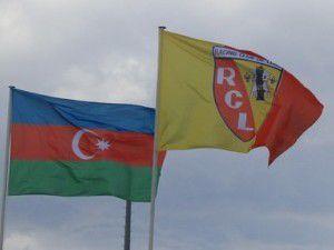 Le Racing en appelle à l'Azerbaïdjan