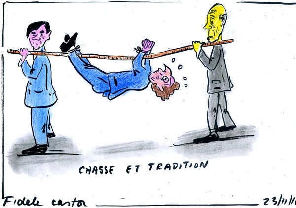 CHASSE ET TRADITION