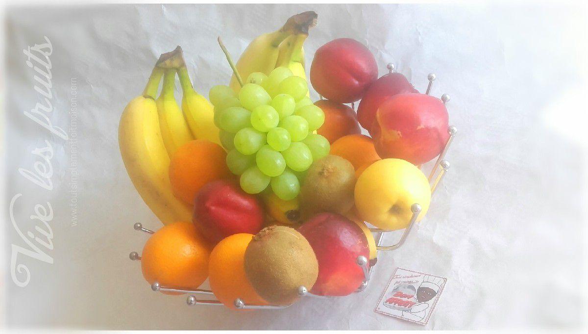 Du grignotage sain à porter de mains avec cette panière à fruits BABOU à 5€ �