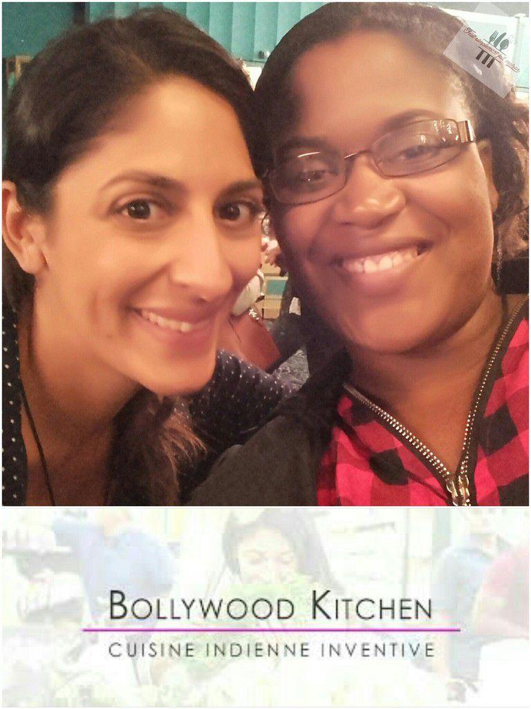 De belles rencontres autant que blogueuse culinaire