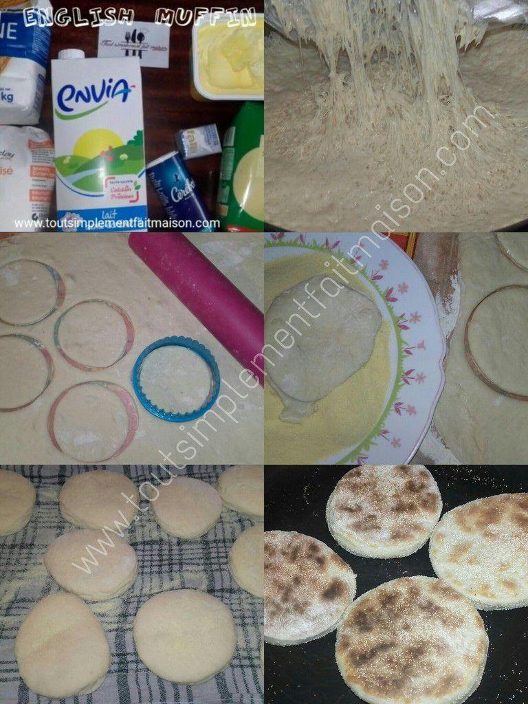 English muffin / Muffin anglais