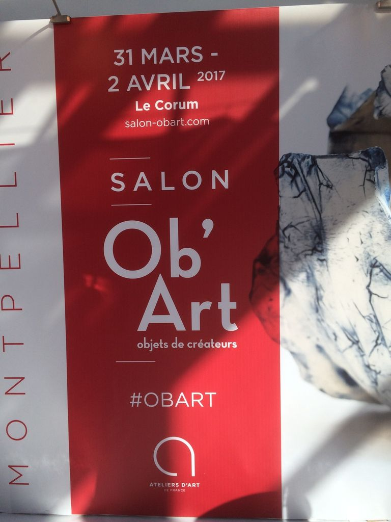 Salon Ob'ART Montpellier