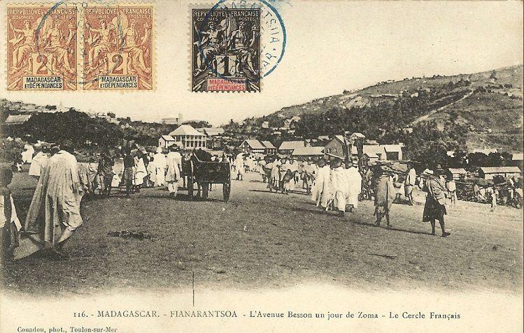 Album: Fianarantsoa, c'était hier