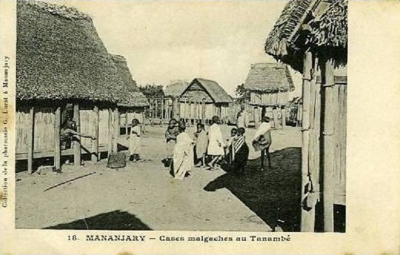 Album-Mananjary, c'était hier... vers 1900