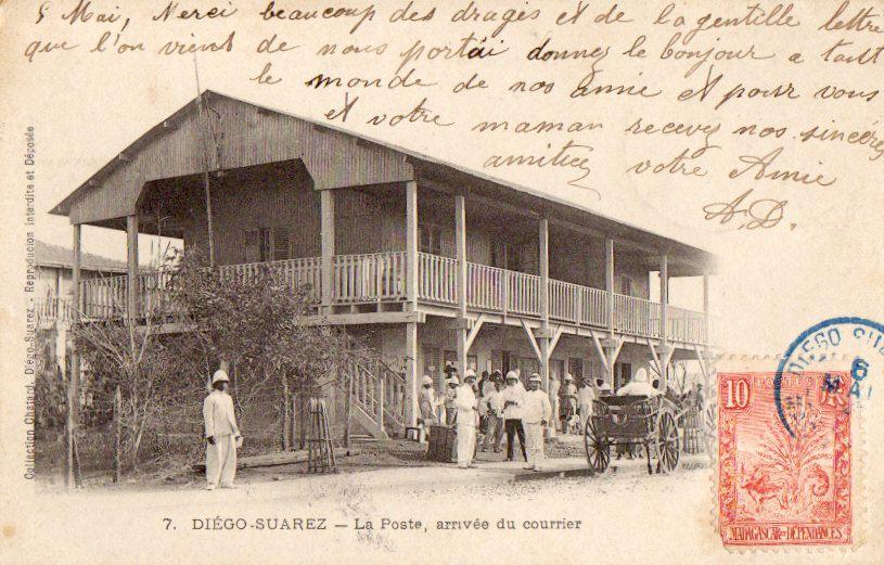 Diégo Suarez c'était hier.. vers 1900