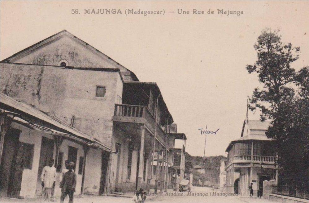 Majunga, c'était hier... vers 1900