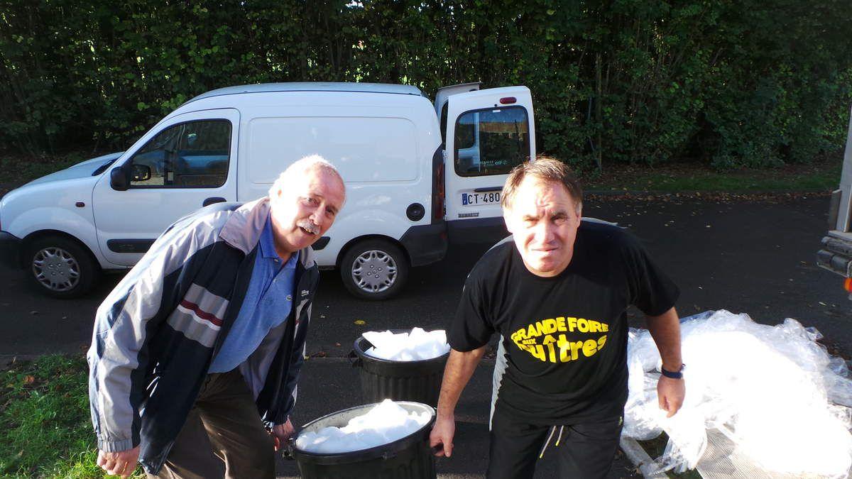 Foire aux huîtres 2014
