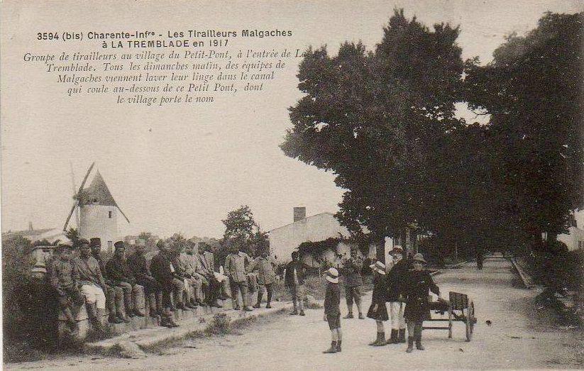 Le centenaire de la première Guerre Mondiale - Les tirailleurs Malagasy en photo