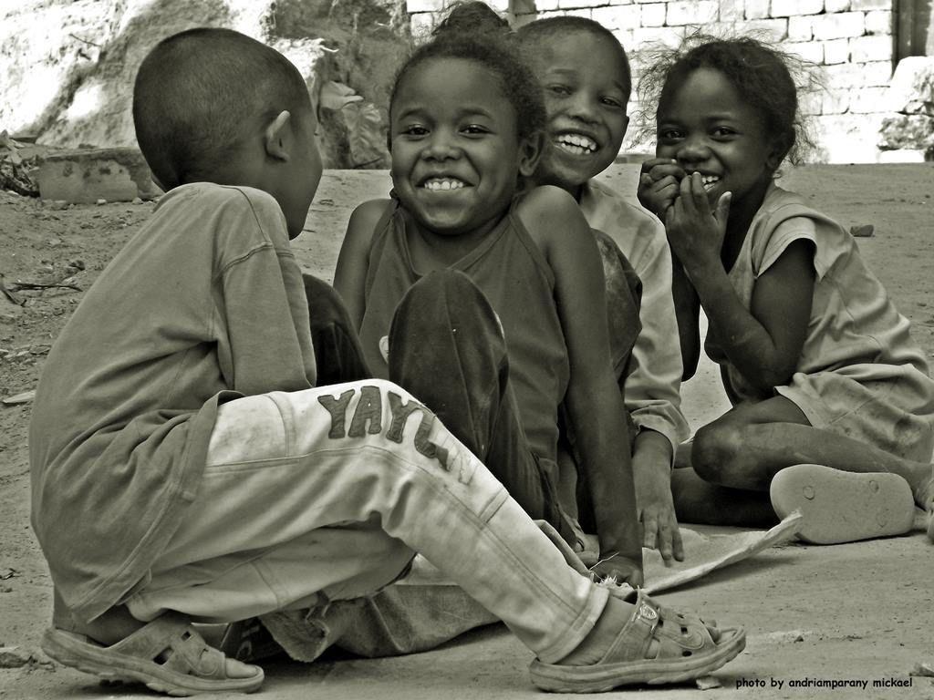 Une vraie joie de vivre Photo: Andriamparany Mickaël
