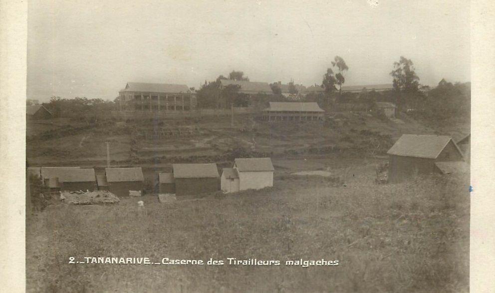Les tirailleurs malgaches
