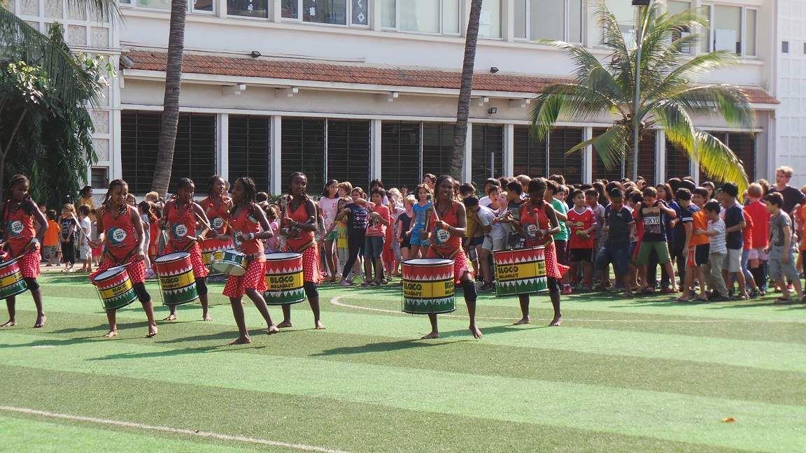 Le Bloco Malagasy est arrivé au Cambodge
