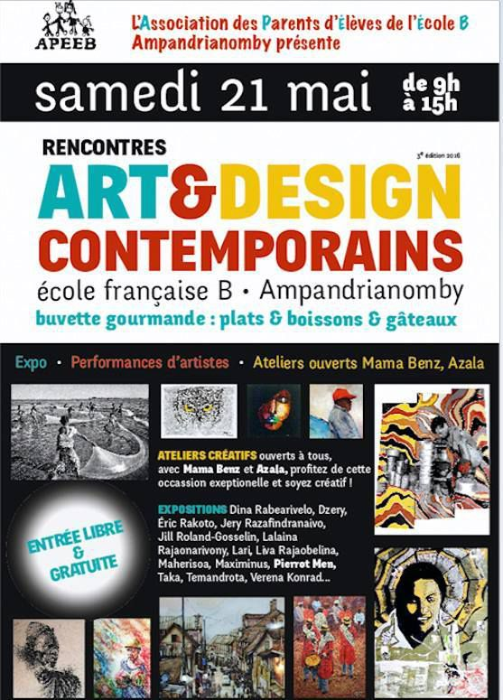 Rencontres d'art et de design contemporains