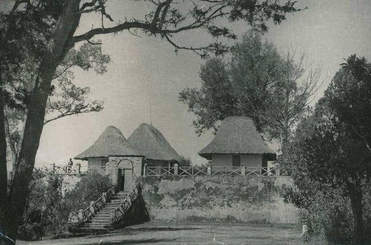 Palais de la Reine à Tsinjoarivo