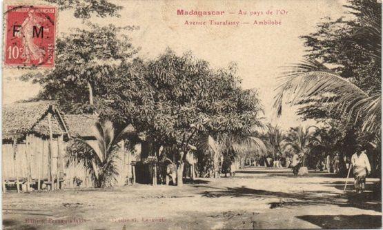 Avenue Tsarafassy