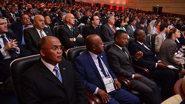 La grande famille de la Francophonie rassemblée à Madagascar