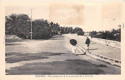 Majunga Promenade de la Corniche