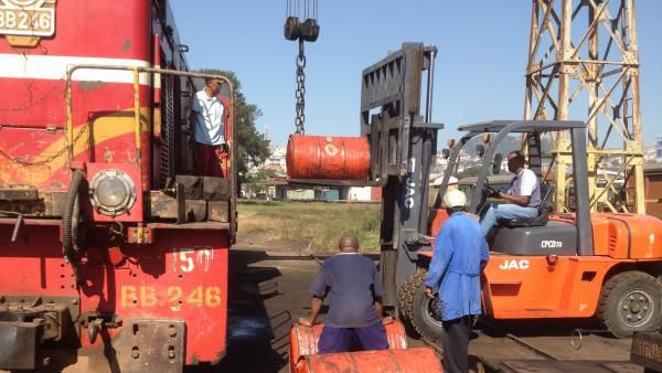 Madagascar: l'épopée du train à «grandes vibrations»