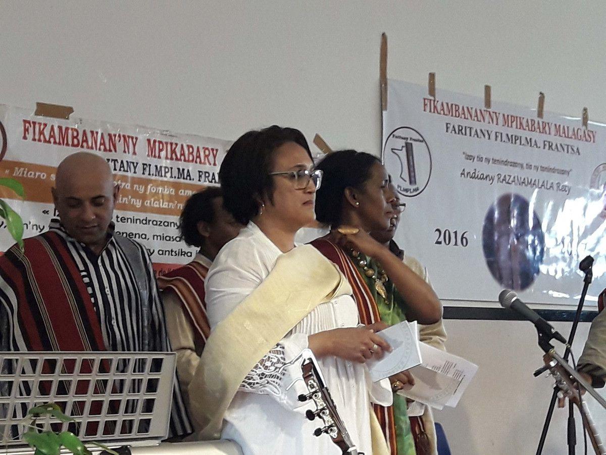 Mpikabary Malagasy, France Sud Est :