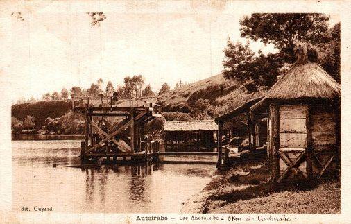 Antsirabe Lac Andraikibe