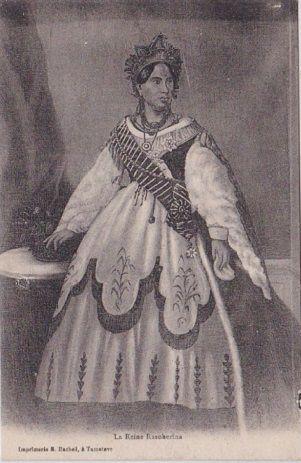 La reine Rasoherina