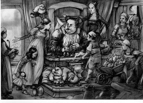 Conte: La sagesse de l'ogresse