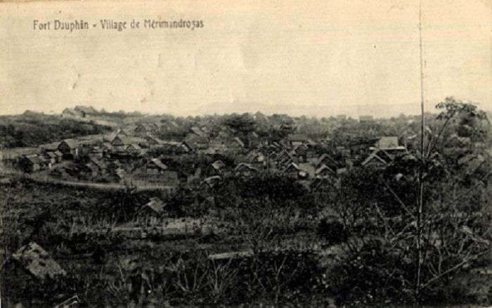 Village de Imerimandroso