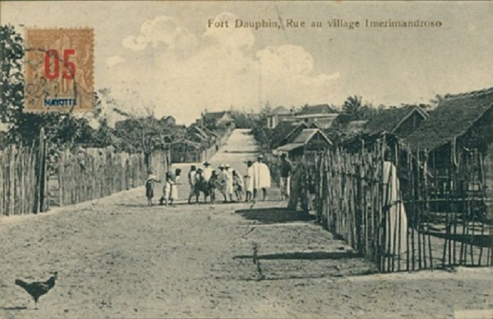 Village d'Imerimandroso
