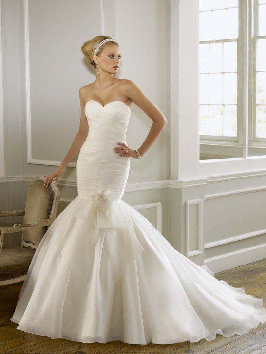 ... bien choisir sa robe de mariée selon sa morphologie - Wedding Idea