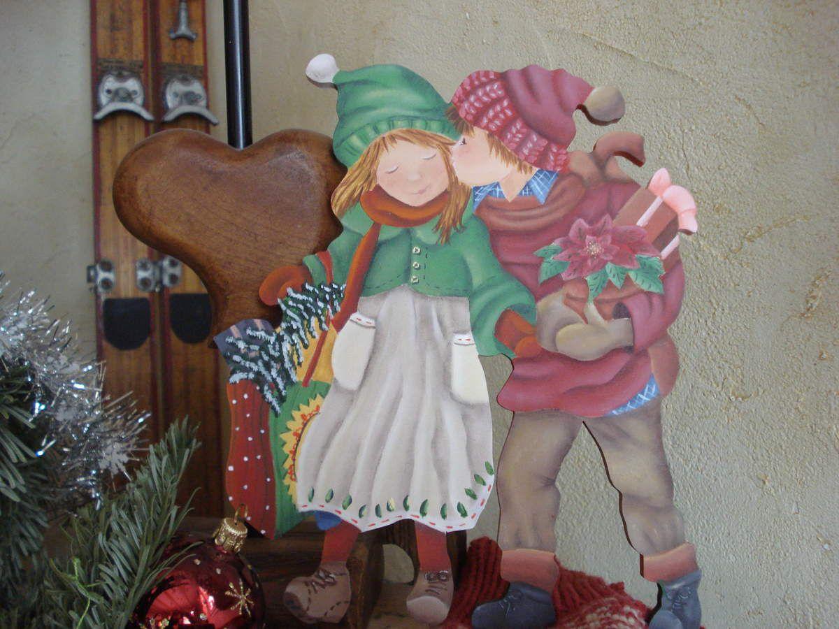 Les petits amoureux de Noël