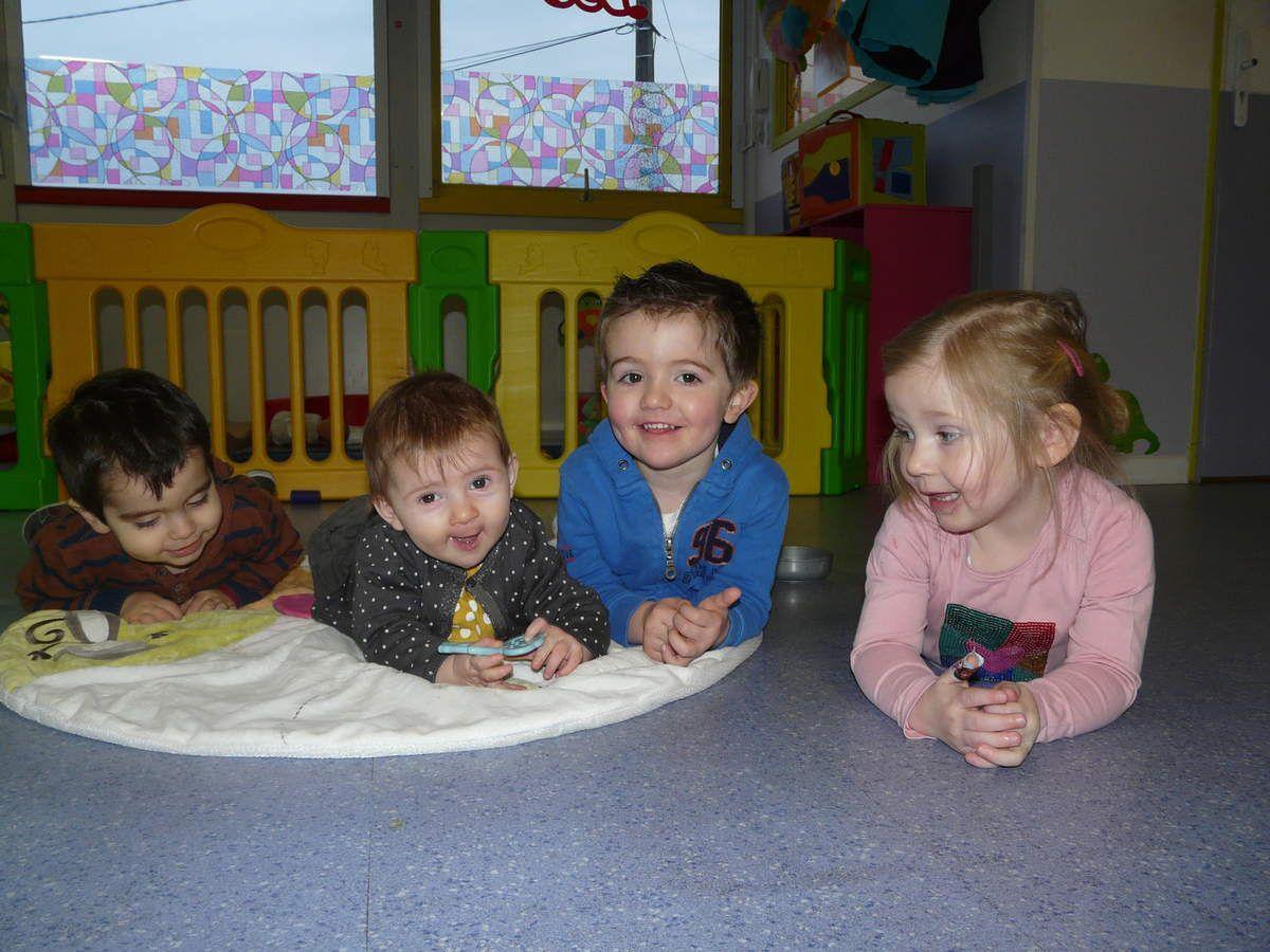 Vendredi 27 Janvier &quot&#x3B;Merci à Erwan pour les chouquettes et Kinder &quot&#x3B;
