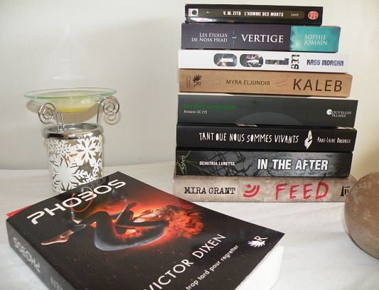 Book Haul Septembre
