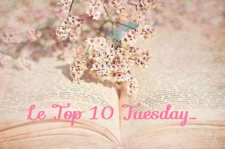 Top 10 Tuesday #1