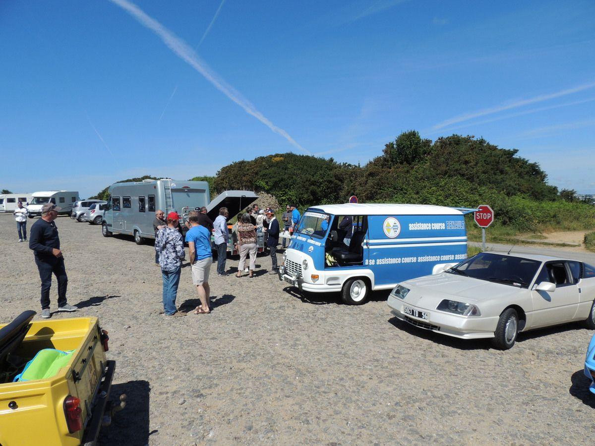 ARSA au Rallye AGO 2015
