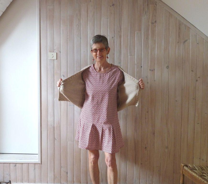 Une petite robe pour faire venir l'été