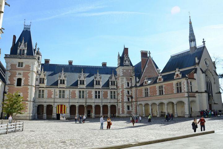 2013-04-14 Visite Château de BLOIS et maison de la Magie