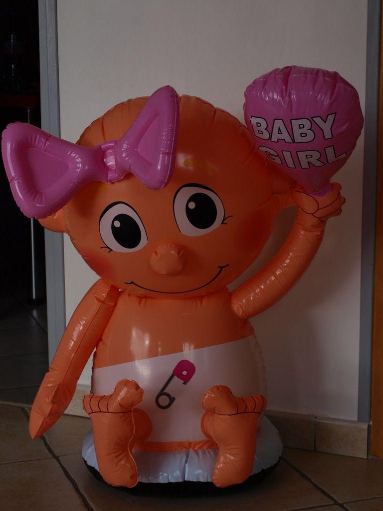Baby Shower: thème: Fée clochette